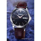 キャサリンハムネット 腕時計 メンズ KH20G4-34 ENGLISH SLICK ブラック