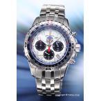ケンテックス 腕時計 BLUE IMPULSE (ブルーインパルス) チタン S683M-03
