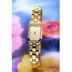 ケイトスペード 腕時計 レディース Tiny Hudson (タイニー ハドソン) ゴールド 1YRU0630