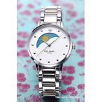 ケイトスペード 腕時計 レディース KATE SPADE KSW1075 グラマシー ムーンフェイズ カクテル