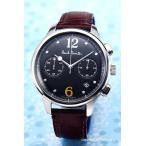 ポールスミス PAUL SMITH 腕時計 メンズ BX2-019-52 シティ クラシック ツー カウンター クロノグラフ ブラック