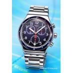 スウォッチ 腕時計 メンズ SWATCH YVS426G Irony Chrono SWATCHOUR (アイロニークロノ スウォッチアワー)