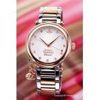 ヴィヴィアン ウエストウッド Vivienne Westwood 腕時計 オーブ ダイヤモンド シルバー×ローズゴールド VV006SLRS