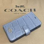 コーチ COACH  iphoneXR対応 スマホケース ミスト クロコ / 75874-MIS