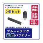 簡易プルームテック互換スターターキット 2個セット/代引き/当日出荷/電子タバコ/日本タバコ/煙草/送料無料/Ploom TECH