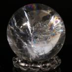 レインボーレムリアン水晶47mm球(天然石 パワーストーン 球体 水晶球)
