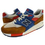 新品/NEW BALANCE/J.CREW/M998HTB/Hilltop Blues