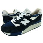 NEW BALANCE/J.CREW/M998JC6/Midnight Moon/コラボ/別注