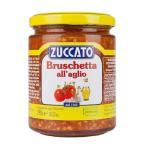 ボーアンドボン ズッカート トマトとにんにくのブルスケッタ 290g×6個(ブルスケッタ 瓶詰め ドライトマト オリーブ オイル 漬け)