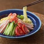 山一 冷やし中華 8食(冷やし中華 乾麺 インスタント袋 麺  たれ つゆ スープ ご当地 グルメ ラーメン セット 取り寄せ)
