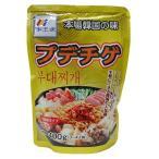 李王家 プデチゲ 12袋入(韓国 家庭料理 チゲ鍋 つゆ スープ korean food お取り寄せ)