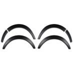 ハイエース 200系 オーバーフェンダー マッドブラック SET 6P