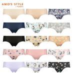 Yahoo!トリンプ&アモスタイル ヤフー店(アモスタイル)AMO'S STYLE アンライン サニタリー(ボーイズレングス) AMST1126 SAN.PT
