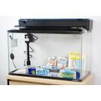 コトブキ 60cmガラス水槽 観賞魚飼育5点セット・LEDライト仕様 【熱帯魚・アクアリウム/水槽・アクアリウム/水槽セット】