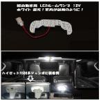 激光 LED  ハイパワー ルームランプ ユニット 12V ホワイト (ハイゼット・キャリー・軽トラ汎用)