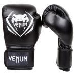 ボクシンググローブ Venum ベノム コンテンダー 黒色 12オンス・14オンス・16オンス ヴェヌム ベヌム
