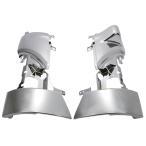 日野 レンジャープロ 標準・ワイド共通 (平成14年1月〜)  メッキ コーナー パネル 左右セット 台湾製