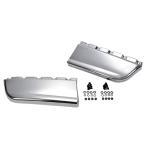 いすゞ NEW エルフ (平成11年5月〜平成16年5月 ) メッキ ステップスカート 左右セット 台湾製