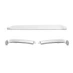 三菱ふそう  NEW スーパーグレート メッキバンパーリップスカート 3分割 クロームメッキ FUSO