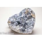 AA 天然セレスタイト 611g ジオード 晶洞 ドーム パワーストーン 天然石 原石