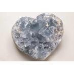 天然セレスタイト原石 1895g ジオード 晶洞 ドーム パワーストーン 天然石