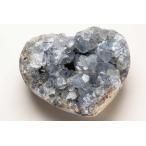 天然セレスタイト原石 656g ジオード 晶洞 ドーム パワーストーン 天然石