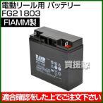 FIAMM 電動リール用 バッテリー FG21803