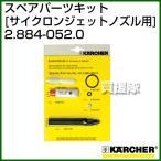 ケルヒャー 高圧洗浄機用 サイクロンジェットノズル用スペアパーツキット 2.884-052.0