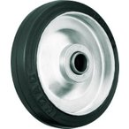 (期間限定 ポイント10倍)イノアック 中荷重用キャスター ゴム車輪のみ Φ250 G-250W