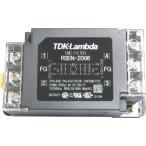 (期間限定 ポイント10倍)TDKラムダ(株) TDKラムダ ノイズフィルタ RSEN DINレール取付対応 250V 6A RSEN-2006D