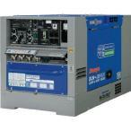 デンヨー ディーゼルエンジン溶接機超低騒音型 DLW-200X2LS 期間限定 ポイント10倍