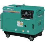 ヤンマー 空冷ディーゼル発電機 YDG600VST-5E (期間限定 ポイント10倍)