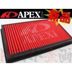 126121011 APEXi エアクリ インプレッサ リトナ GDB STI フィルター トラスト企画 スバル 新品