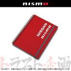 660192131 ◆ ニスモ FAN ダブルリングノート レッド KWA31-60K00 トラスト企画