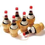 ショッピングイタリア 【ポイント10倍】イタリア お土産 イタリア ミニワイン6本(イタリアお土産 イタリア赤ワイン) ID:E7050080