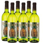10%OFFクーポン エジプト お土産 エジプト土産 ギフト ツタンカーメン 白ワイン 1本 酒 果実酒 ID:80650933