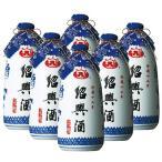 中国 お土産 越王台 紹興花彫酒 十二年 6本 酒 雑酒類  ID:77767125