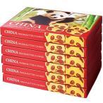 中国 お土産 ギフト プレゼント パンダクッキー 6箱セット 食品 菓子 スイーツ クッキー ビスケット ID:80651719