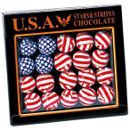 アメリカ お土産 フラッグチョコレート 1箱 ID:E7050633