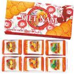 【ポイント10倍】ベトナム お土産 ベトナムトロピカルフルーツクッキー1箱 ID:E7051267
