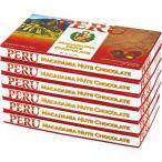 割引 ペルー お土産 ペルー土産 ギフト マカデミアナッツチョコレート 6箱セット 食品 菓子 スイーツ チョコレート ナッツ ID:11950030