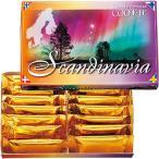 スカンジナビア土産 スカンジナビアクッキーオンチョコレート1箱 ID:E7051877