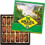 ブラジル お土産 ブラジル土産 ギフト フレークトリュフ チョコレート 1箱 食品 菓子 スイーツ チョコレート チョコ ID:98812560