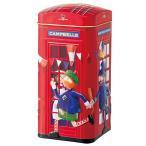 イギリス お土産 ギフト プレゼント キャンベル チョコチップクッキー テレフォンBOX缶 1缶 食品 菓子 スイーツ クッキー ビスケットID:80650735