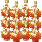【ポイント10倍】カナダ お土産 カエデ形 ミニメープルシロップ12瓶 ID:E7050692