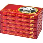 中国 お土産 中国 チョコウエハース 6箱セット ID:E7051484