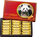 中国土産 中国 チョコウエハース1箱 ID:E7051485