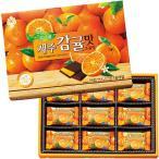 韓国土産 済州島 みかん風味チョコレート1箱 ID:E7051600
