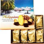 10%OFFクーポン フィリピン お土産 フィリピン土産 ギフト パイナップル チョコレートクッキー 1箱 食品 菓子 スイーツ クッキー ビスケットID:80651474