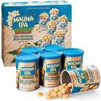 グアム土産 マウナロア マカデミアナッツ 塩味 6缶セット ID:E7051781